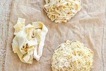 pasta + make fresh