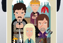 Game of Thrones Party / by Andrea Byrne