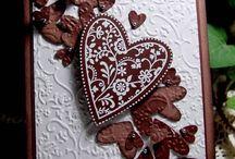 DIY Card - Valentines... / by Julie Sturtevant