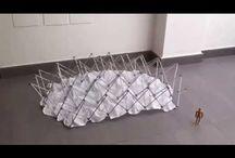Architecture Origami Structures