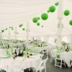 Sharing ideas - tented events