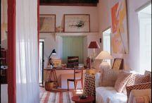Interiors / Home decor / by Delfina Rattazzi