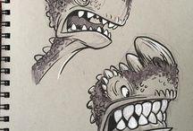 Scarycute