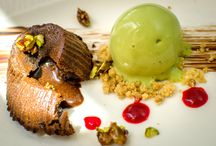 Our Desserts / All our desserts are home made, using the finest ingredients, and prepared to perfection