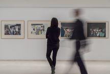 Exposición 'Richard Hamilton. Objetos, Interiores, Autorretratos y Gente'