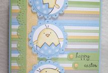 Cards and tags - Easter -