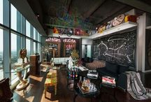 Fun and funky design / Interiors