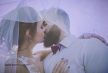 Ultra Violet Styled Shoot