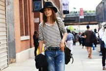 Hobo Street Style Women / How to wear Hobo Shoes // Inspiration // Streetsyle for women