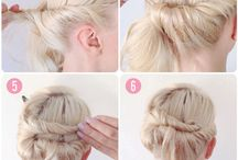Hairstyles / Beautiful hairstyles!