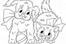 Dibujos de Animales e Incectos