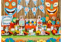 Luau Party / Luau party ideas for your next Luau themed party!!
