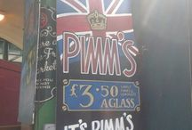 MY FAVOURITE ....... PIMM'S  O'CLOCK