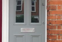 Project Hollingbury - front door
