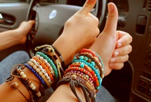 bracelets and anklets
