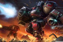 Starcraft Artwork / Captura de mis juegos preferidos
