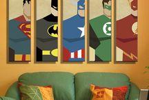 Cuarto Súper héroes