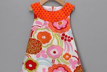 Sewing - Toddler Dresses