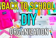 Back to School / Everything for starting school