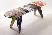 recycled pallet furniture / decorate and do it yourself inspiration