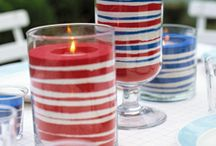 *{4th of July Decorations}* / by Destiny Copass