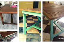 restauraciones - reciclados -