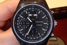 Longines Conquest Classic Moonphase. Fotos en vivo