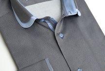 Men shirt collars / colors / Conbination of colors fir the men shirt colors and patterns