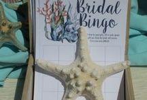 mermaid bridal shower