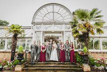 Wedding Venues / Photos of wonderful wedding venues