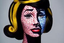 Makeup - Pop art / by Diana Ionescu