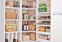 Storage and organization / by Angela Payne