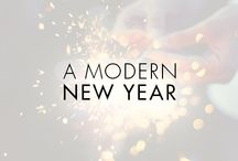A Modern New Year / It's a time for celebrating old friends and new beginnings. Festive moments. Excitement that bubbles over. Dressing up. Counting down. Parties full of glamour and glitz. Attire that sparkles and shines. Accents that put us in the mood for the good times ahead. Happy 2014! Enjoy our latest watch designs at www.movado.com