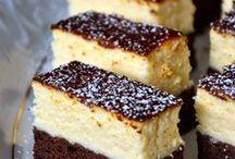 serniki i inne ciasta