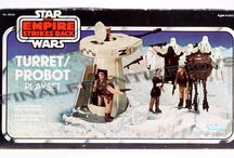 All Things Star Wars Toys and Figures / by John Kottenbrook