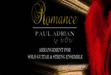 Solo Guitar Music Sheets / Solo Guitar Music Arrangements / by Paul Adrian - Guitarist