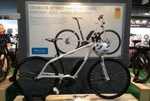 BlueLABEL Charger High Speed / 45 km/h E-bike/ Eurobike Gold Award Winner!