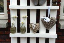 Tuin decoratie/garden
