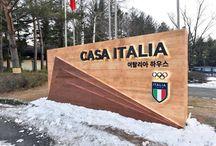 PYEONGCHANG 2018 - CASA ITALIA