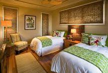 Hawaiian Bedrooms
