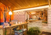 Casa Cor Pernambuco / A Castelatto Pisos e Revestimentos esteve em Pernambuco, na mostra Casa Cor, em parceria com a revenda Open Arquitetura, a mais completa mostra de arquitetura, decoração e paisagismo das Américas. Confira nossos ambientes no evento!