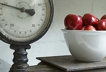 Balance / the love of vintage scales - kitchen, postal, grocer, etc. / by Page Farm Chick (Deb Daniel)