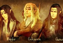 Feanor and people from his times