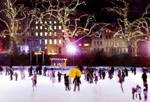 Ice Skating / A collection of lovely pictures from London's many outdoor ice rinks and a few pictures I just like. / by Sarah Jamerson