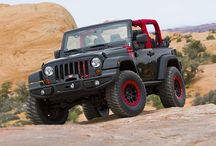 Jeep / 4x4 overdrive