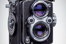 Vintage Cameras / I need these #Canon #Nikon #Cameras #35mm #Vintage #Yashica