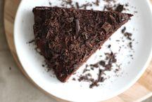 Gezonde taarten en brownies