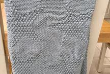 Plaids & Wolldecken im skandinavischen Design