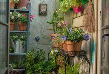 garden patio inspirations