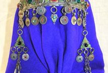 Moroccan/Berber Jewelry / Jewelry either made in Morocco/Berber or inspired by it.
